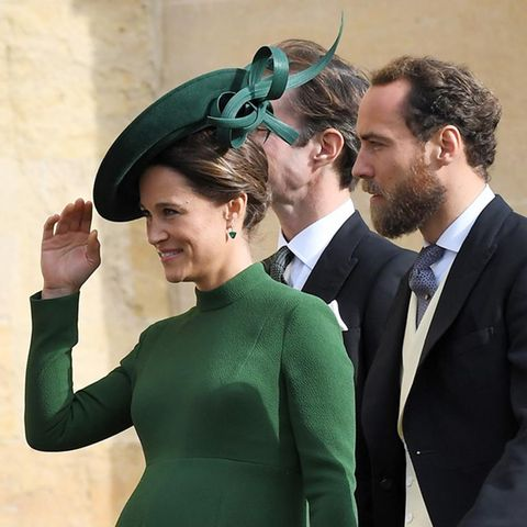 Pippa Middleton, James Middleton und James Matthews