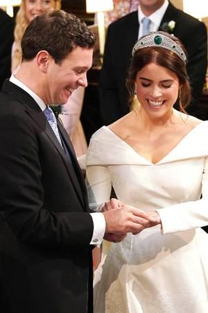 Prinzessin Eugenie Jack Brooksbank Ihre Hochzeit Im Live Ticker