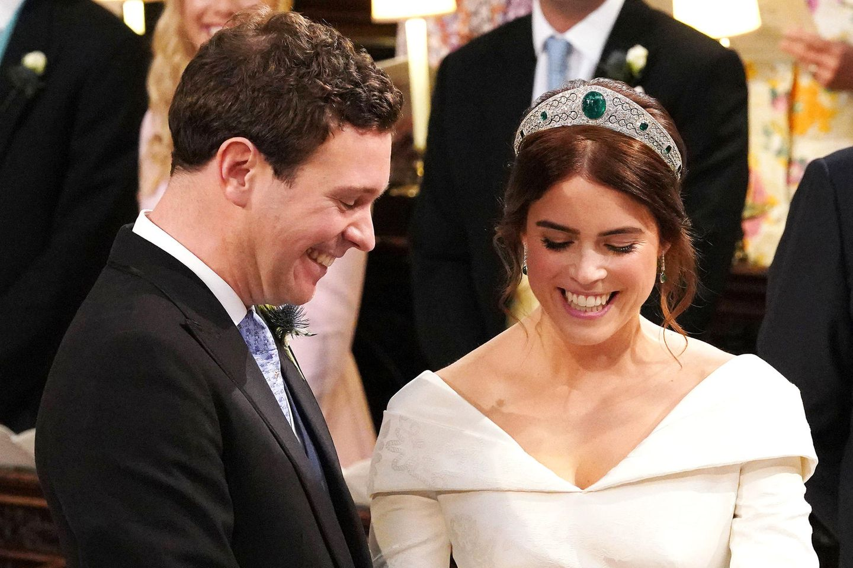 Trauung auf Schloss Windsor: Prinzessin Eugenie und Jack Brooksbank - Der Live-Ticker der Hochzeit