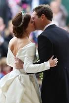 Die schönsten Bilder der royalen Hochzeit von Prinzessin Eugenie und Jack Brooksbank