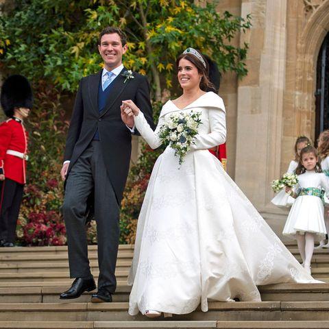 So ein schönes Brautpaar!