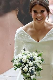 Prinzessin Eugenie und ihre Narbe