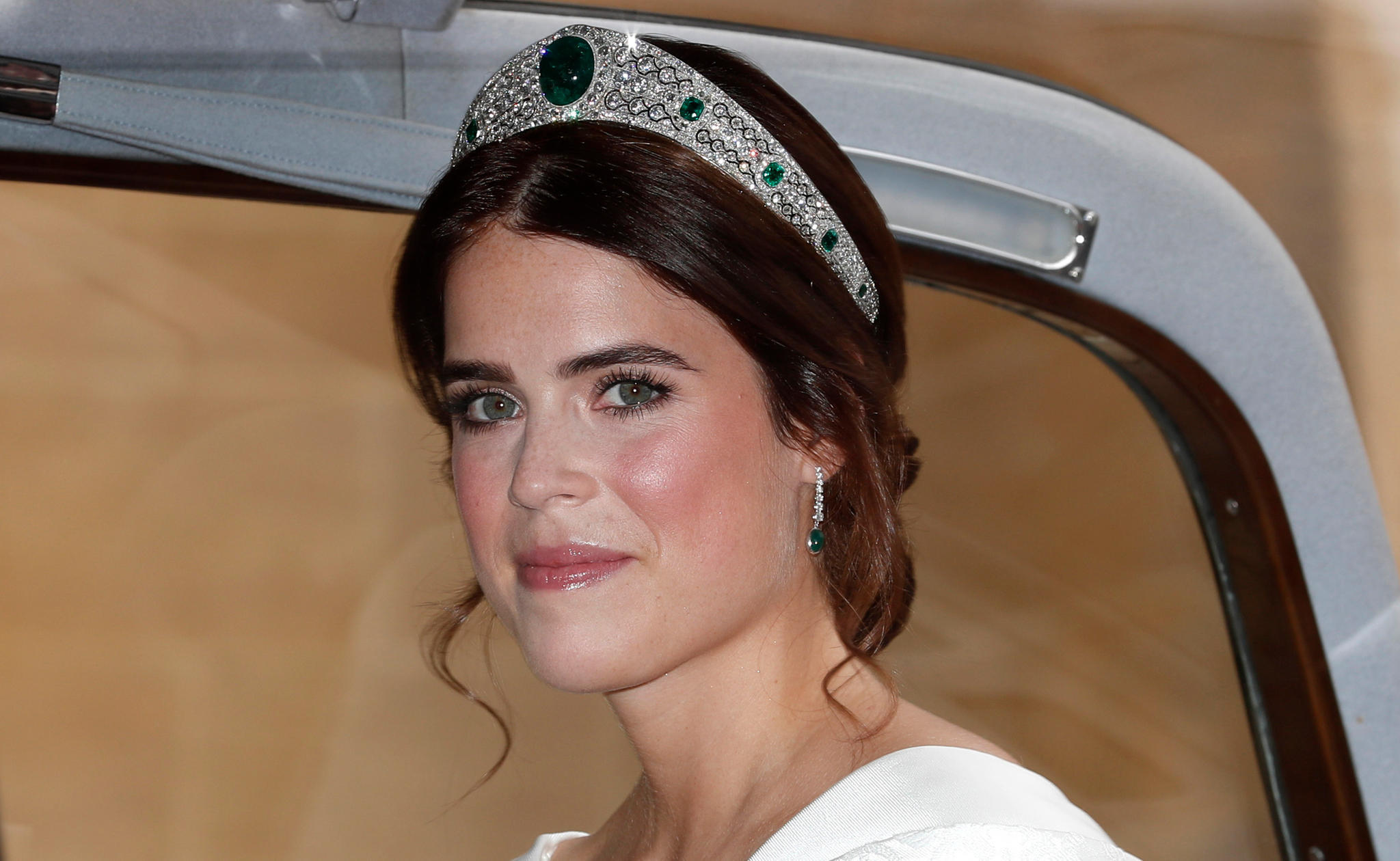 Prinzessin Eugenie: Hochzeitskleid offenbart ihre Narbe - das steckt dahinter