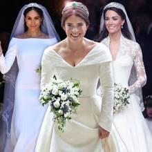 Herzogin Meghan, Prinzessin Eugenie + Herzogin Catherine
