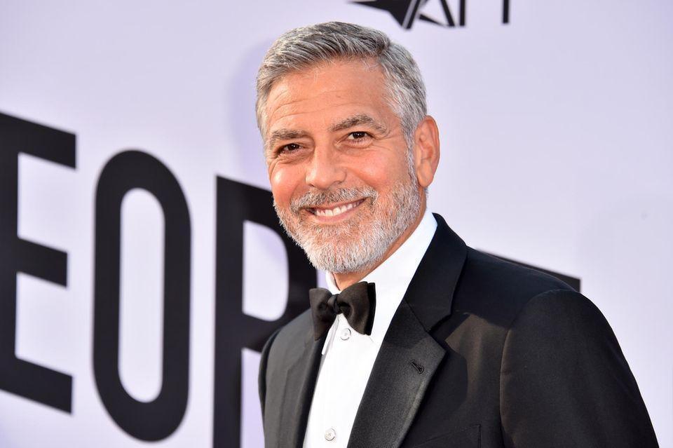 """George Clooney hielt bei der """"Power of Women""""-Gala eine bewegende Rede"""