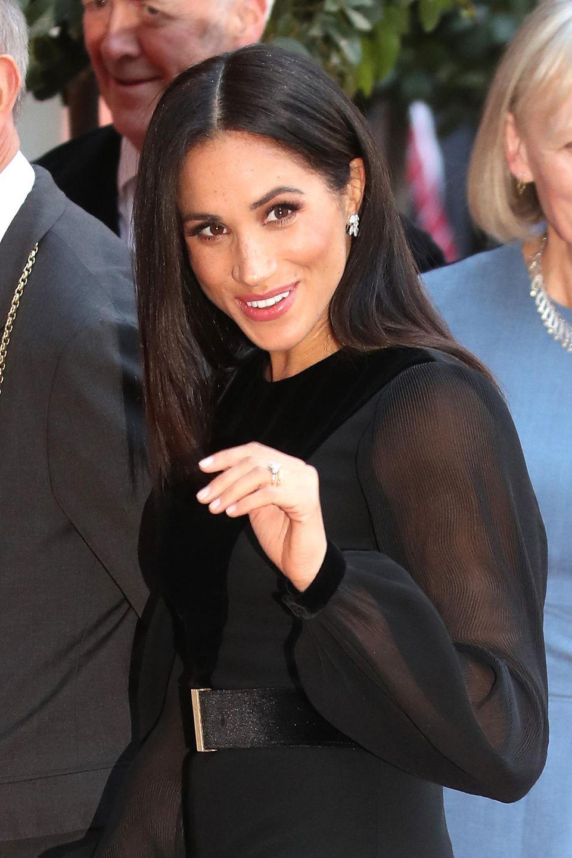 Meghan, die Herzogin von Sussex (* 1981)  geboren als Rachel Meghan Markle