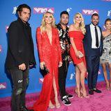 """Ein Großteil der Darsteller sind auch heute noch untereinander befreundet. Bei den MTV Video Music Awards am 20. August ließen die Darsteller dann die Bombe platzen und verkündeten, dass es bald ein Serien-Comeback von mit dem Titel """"The Hills - New Beginnings"""" geben wird. Wir können es jedenfalls kaum erwarten!"""