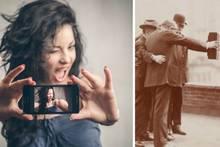 New York: Das ist das älteste Selfie der Welt