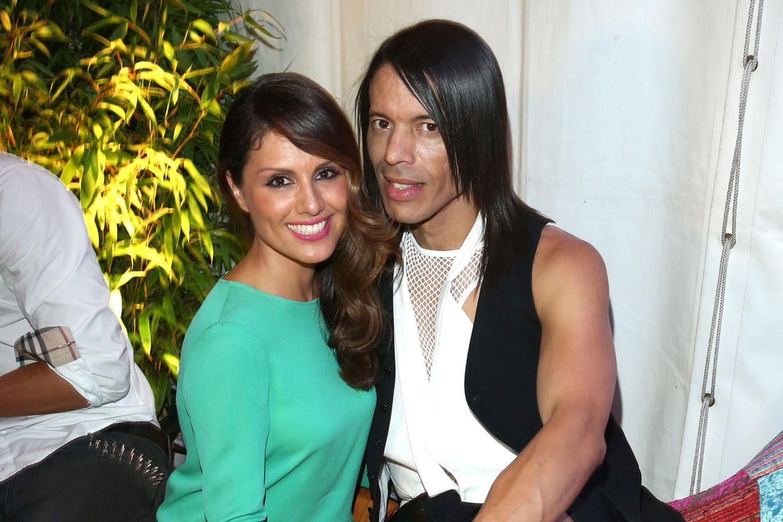 Nazan Eckes und Jorge González