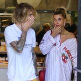 12. Oktober 2018  Die Stimmung zwischen Hailey Baldwin und Justin Bieber scheint auf dem Gefrierpunkt angekommen zu sein. Das Pärchen wirkt traurig.