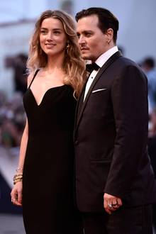 Die Ehe von Amber Heard und Johnny Depp hielt nur 15 Monate.