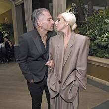 Lady Gaga + Christian Carino