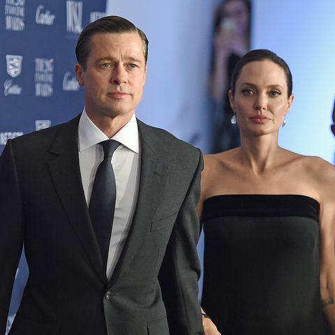 Brad Pitt und Angelina Jolie befinden sich seit zwei Jahren im Scheidungskrieg