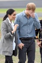Herzogin Meghan und Prinz Harry befinden sich aktuell auf großer Auslandsreise in Australien. Dieses Bild zeigt sie am 17. Oktober 2018 im australischen Dubbo.