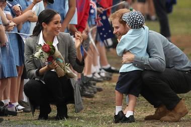 Prinz Harry und Herzogin Meghan Teaser