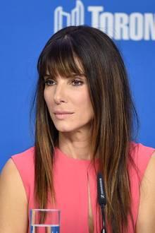 Sandra Bullock musste in den letzten Wochen zwei schwere Verluste hinnehmen