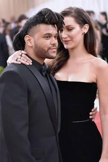 The Weeknd + Bella Hadid