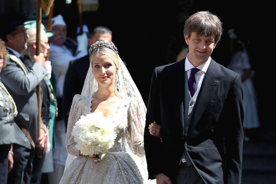 Ekaterina undErnst August jr. von Hannover sind seit Juli 2017 verheiratet