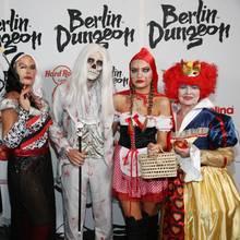 Natascha Ochsenknecht Halloween Teser