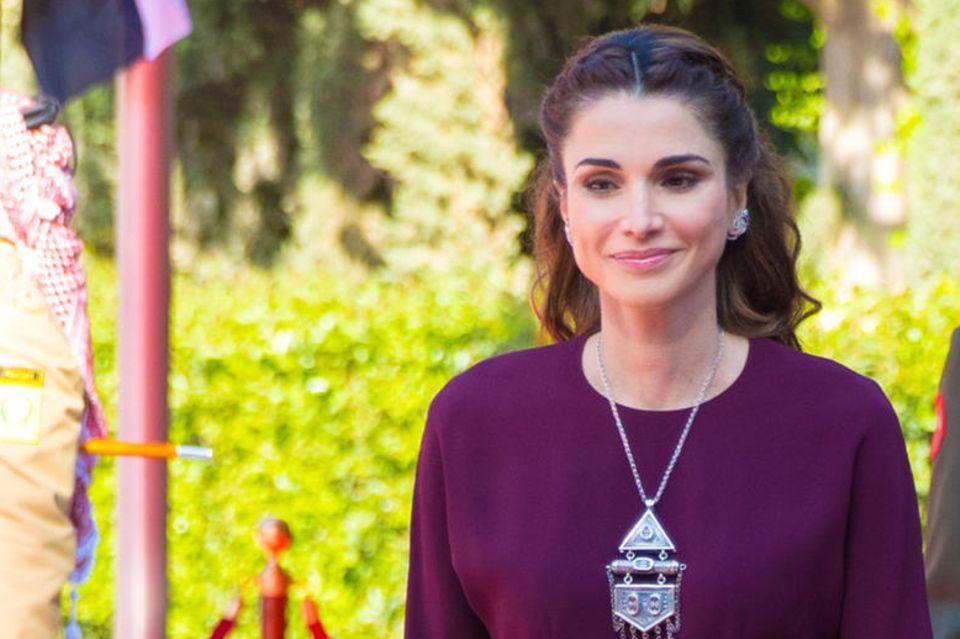 Königin Rania von Jordanien, auch Rania Al Abdullah (*1970)