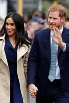 Prinz Harry und Meghan Melbourne Teaser