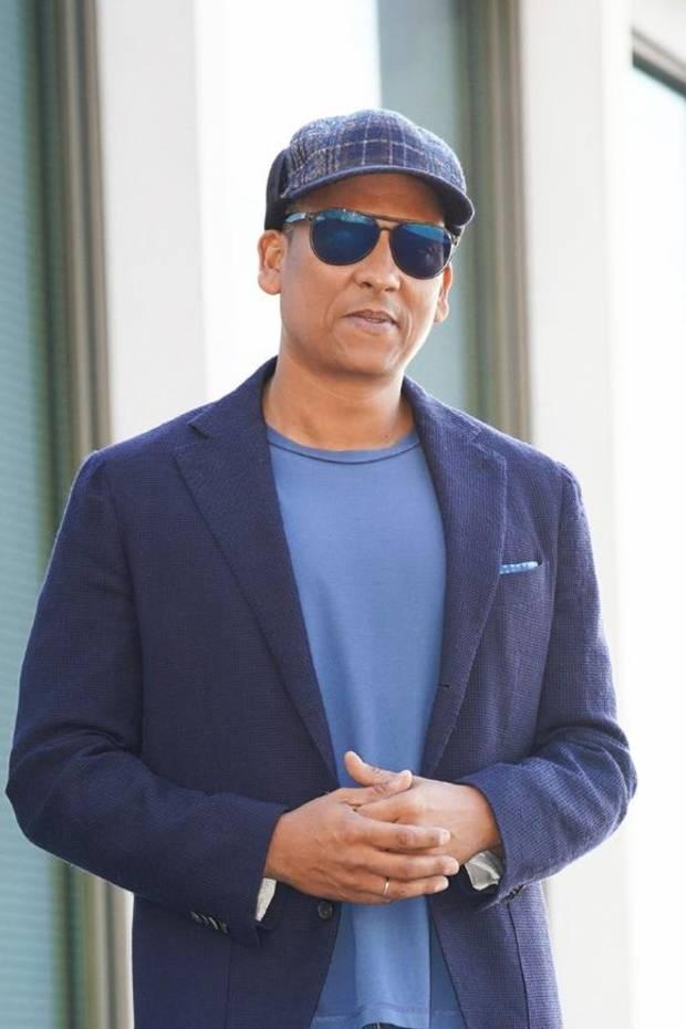 Xavier Naidoo Starporträt News Bilder Galade