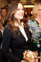 Ist Prinzessin Sofia von Schweden etwa zum dritten Mal schwanger?
