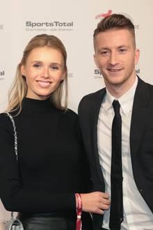 Fußballer Marco Reus: So leben er und seine Freundin Scarlett Gartmann