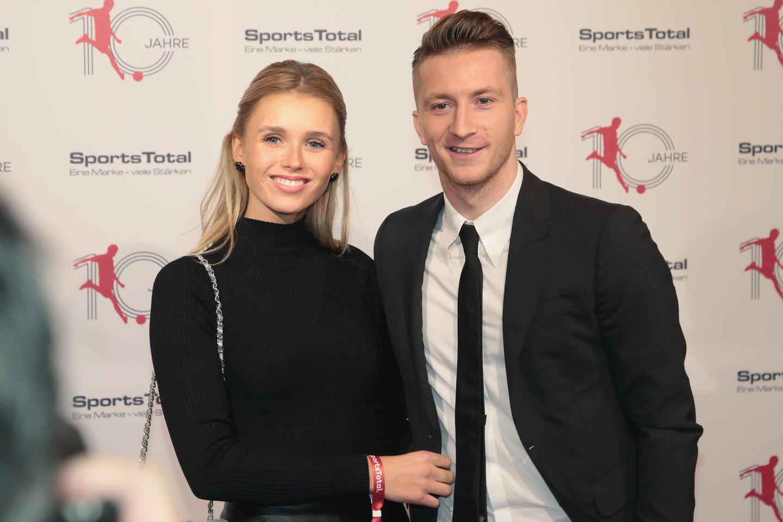 Marco Reus + Scarlett Gartmann: Der Fußball-Spieler und das Model bekommen ein Baby