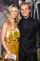 Vivian und Nico Rosberg