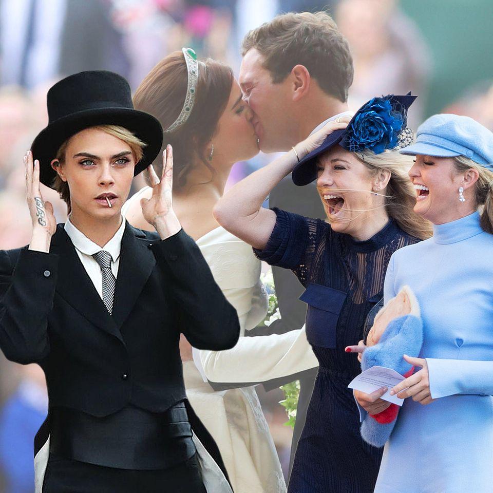 Kaum zu glauben, dass die royale Hochzeit schon eine Woche her ist! Hier gibt es noch mal alle Wedding-Looks der Hochzeitsgäste im Rückblick.