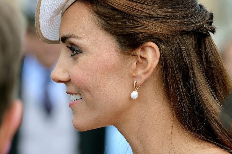 Ein echtes Lieblingsstück von Herzogin Catherine: Ihre Ohrringe vonAnnoushka Ducas