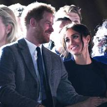 Prinz Harry und Herzogin Meghan bei den Invictus Games