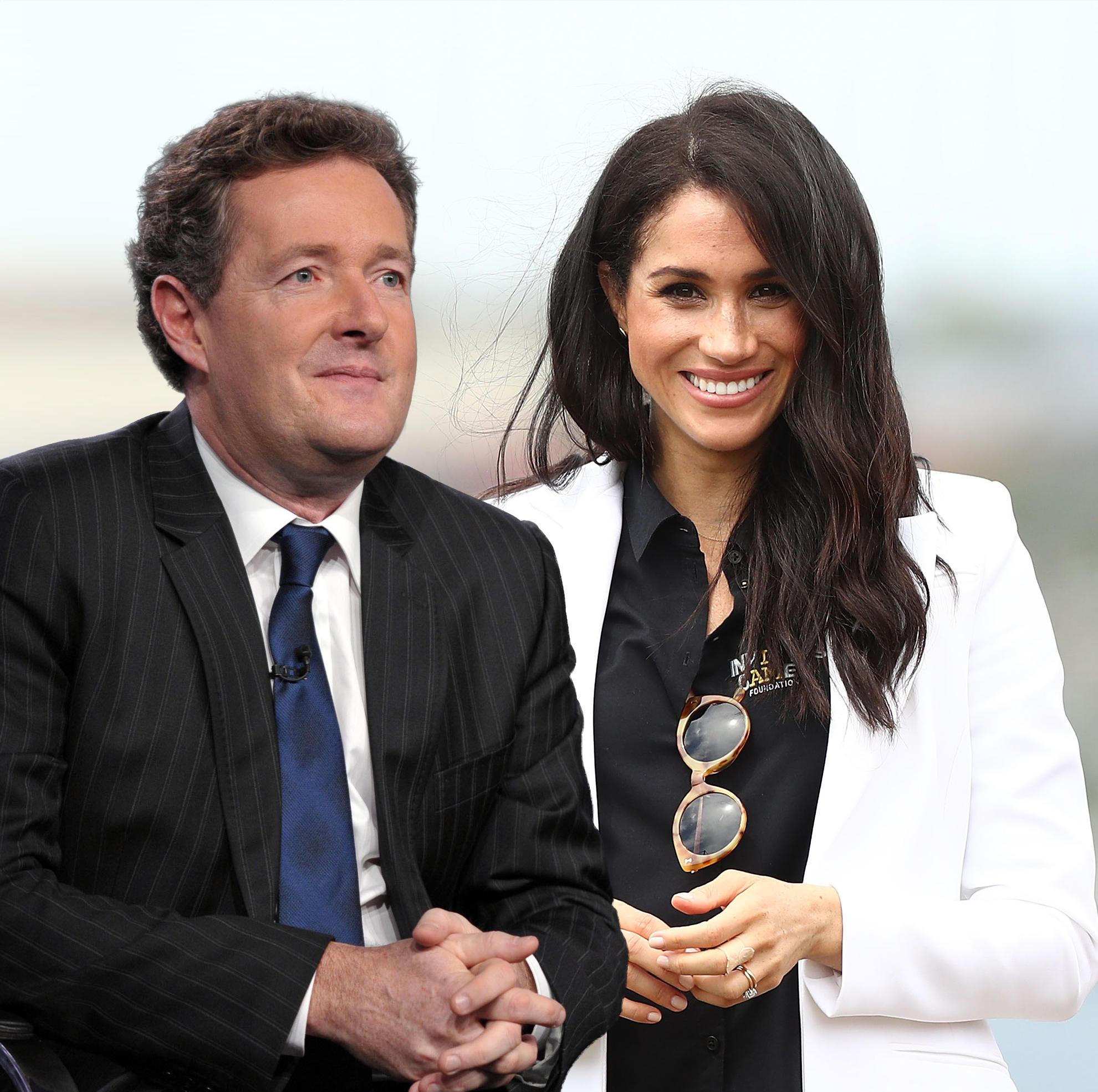 Piers Morgan, Herzogin Meghan