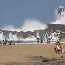 Strandurlaub: Diese Urlaubsaufnahmen sehen schockierend aus