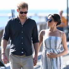 Prinz Harry und Herzogin Meghan reisen seit 15. Oktober durch Australien