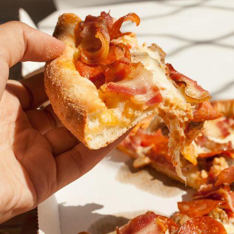 Rund 370 Kilometer fuhr der Mitarbeiter, um zwei Pizzen auszuliefern