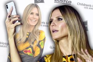 Style-Queen Heidi Klum: Auf diesen Moment hat sie 10 Jahre gewartet!