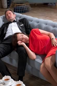 Was geht da zwischen Christoph Saalfeld (Dieter Bach) und Eva Saalfeld (Uta Kargel)?