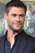 Chris Hemsworth Teaser