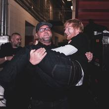 Ed Sheeren Bodyguard