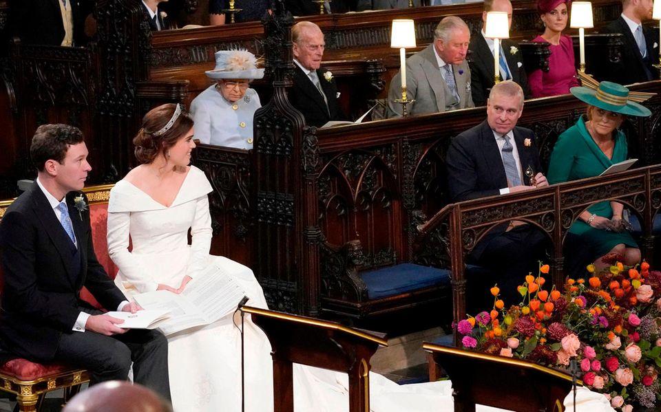 Hochzeit von Prinzessin Eugenie und Jack Brooksbank