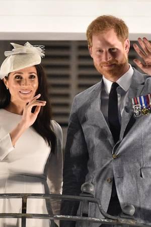 Prinz Harry Herzogin Meghan Teaser