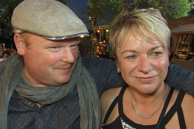 Bauer Guy und Kathrin