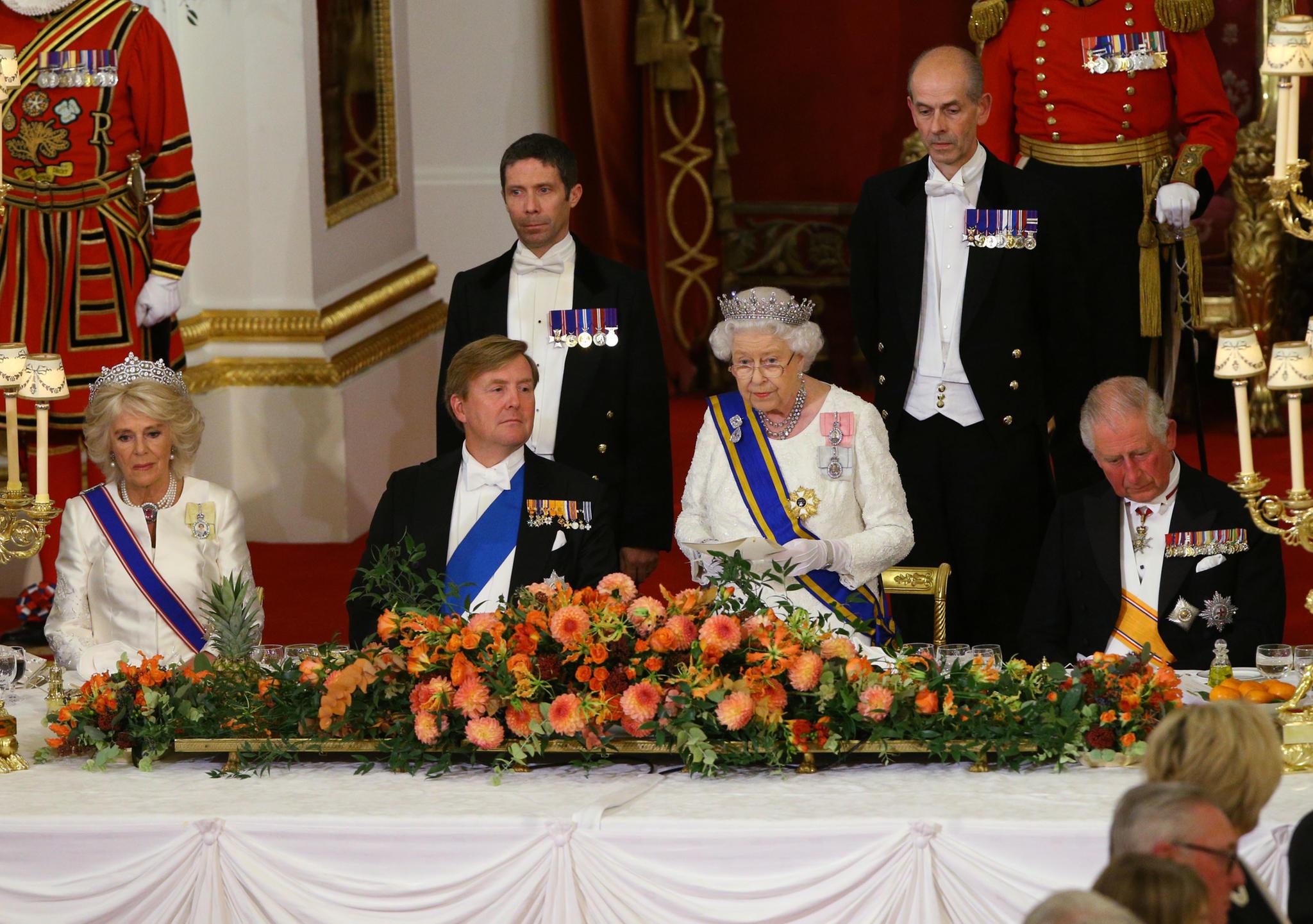 Queen Zum Brexit