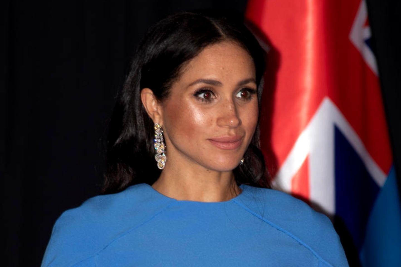 Herzogin Meghan beim Staatsdinnder auf Fidschi