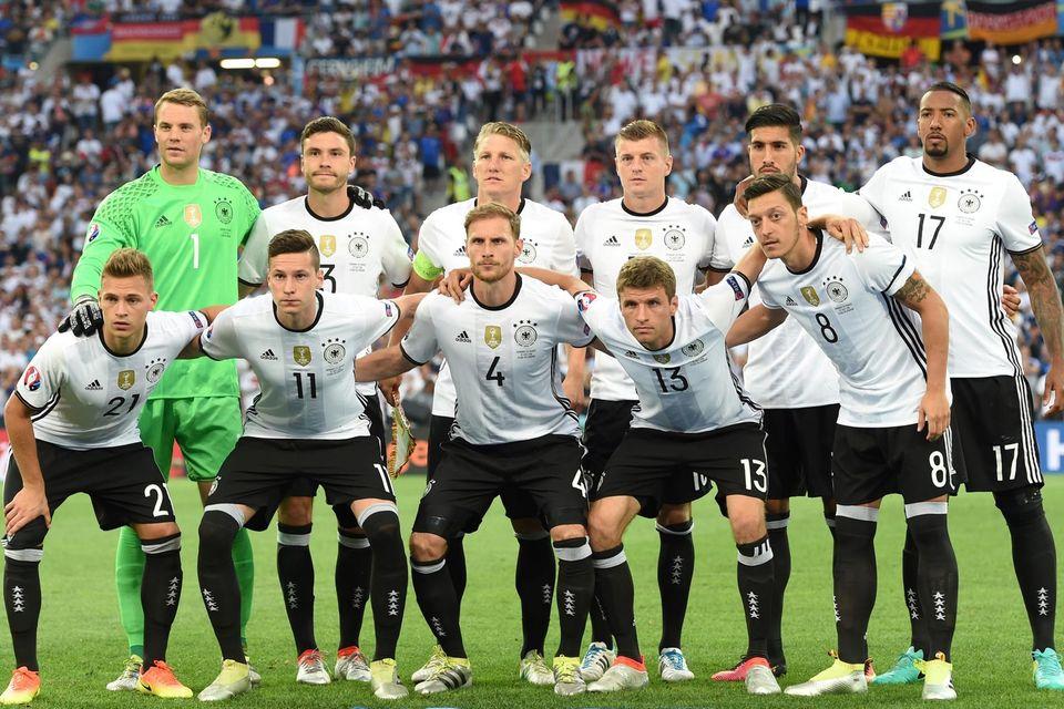 Deutsche Fußball-Nationalelf