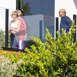 17. Oktober 2018  Hailey Baldwin und Justin Bieber scheinen auf der Suche nach einem gemeinsamen Liebesnest - In Los Angeles lässt sich das verliebte Paar ein Haus zeigen.