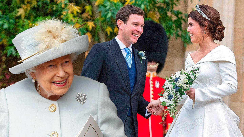 Prinzessin Eugenie und Jack Brooksbank heiraten cover image