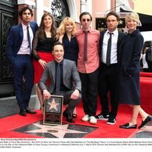 """Die vier männlichen Haarsteller von """"The Big Bang Theory"""" sind laut Forbes die aktuell vier bestbezahlten männlichen Serienstars"""
